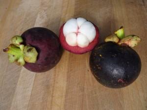 mangoustan pays, l'unique, le vrai…hélas rarissime!